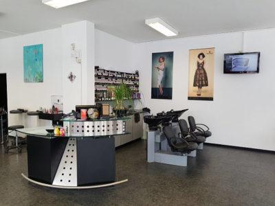 Friseursalon in Kornwestheim